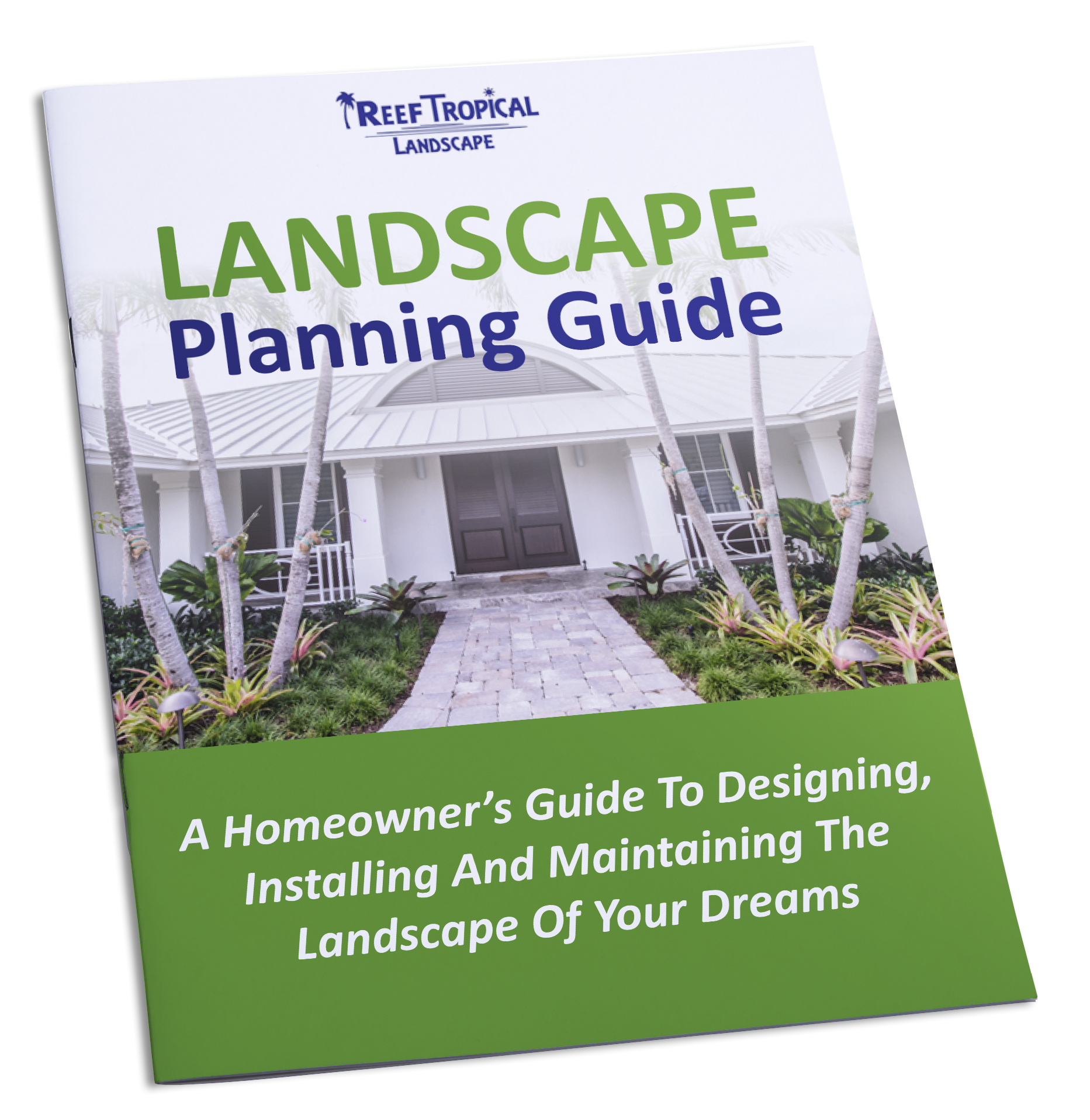 Reef Tropical Landscape Planning Guide