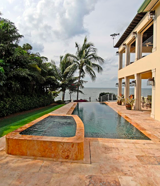Reef Tropical Pool & Landscape can design, install and maintain your complete project — from your pool and spa to the surrounding plants and turf.