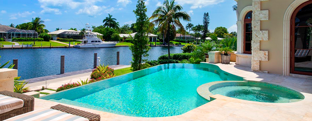 Reef Tropical Pool & Landscape is a full-service business that services residential and commercial properties.