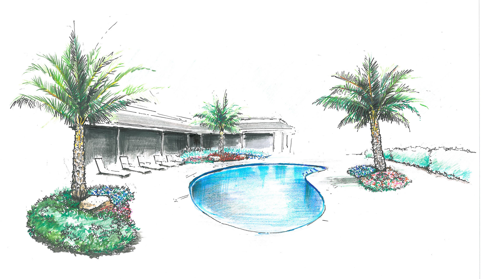 Reef Tropical Landscape Design
